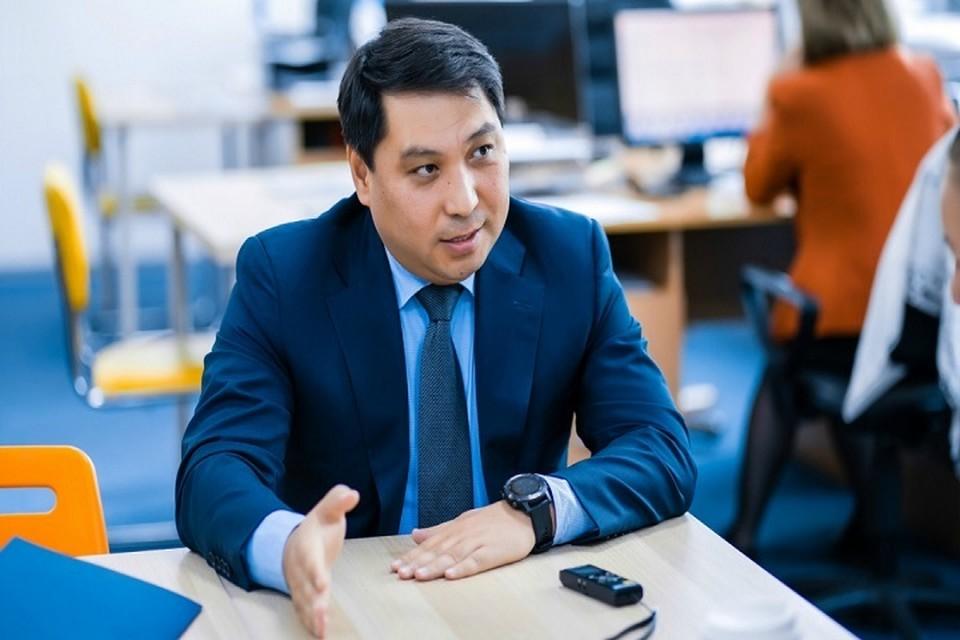 3 августа 2020 года Сакен Сарсенов был назначен заместителем министра внутренних дел.