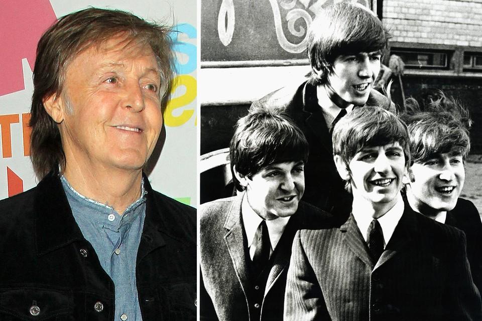 Главной темой свежего интервью сэра Пола Маккартни стала история The Beatles.