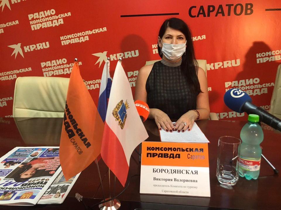 Виктория Бородянская рассказала, как получить деньги за отдых в России. Фото Виктории Поповой