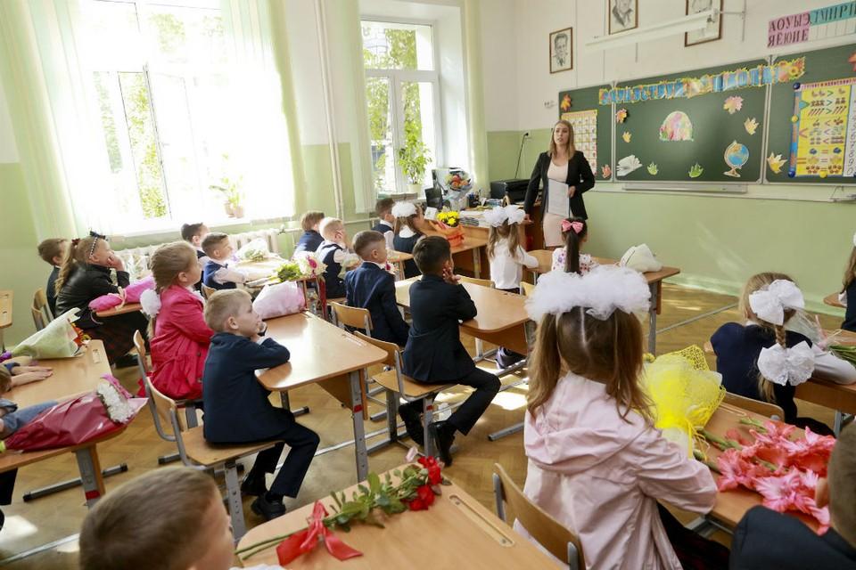 В 19 школах города будет сформировано от одного до трех первых классов.