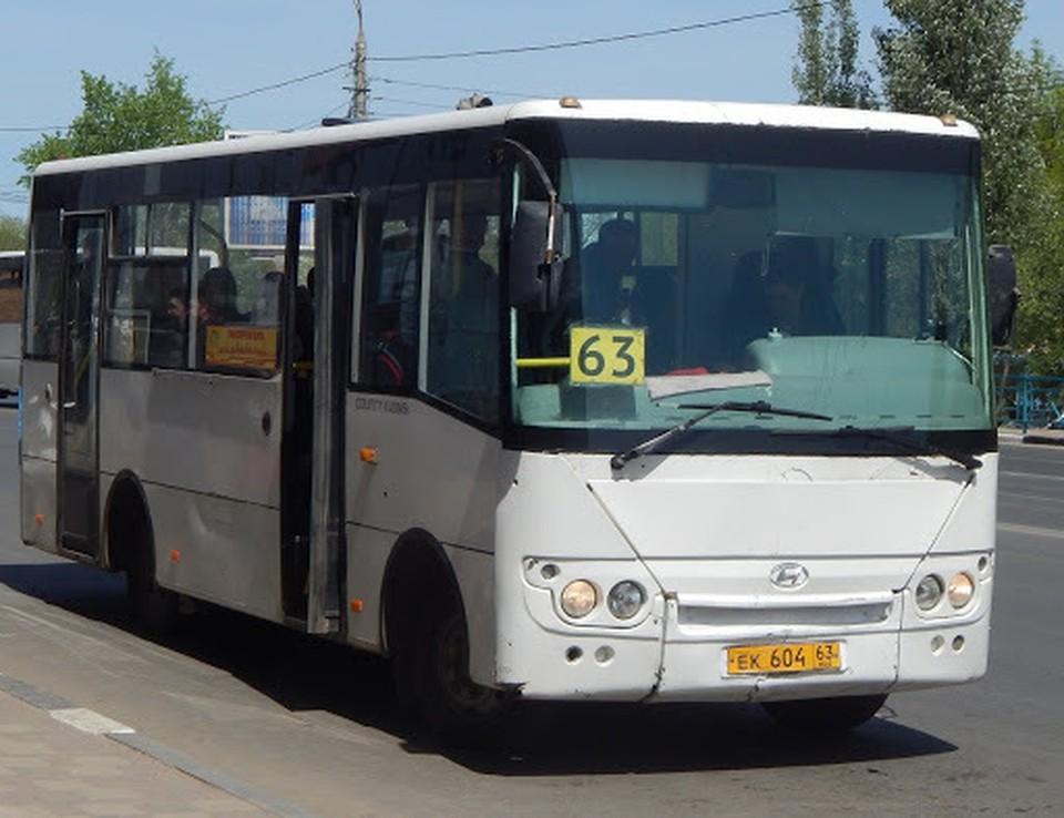 Изменения в график движения автобусов решили внести после жалоб жителей / Фото: департамент транспорта Самары
