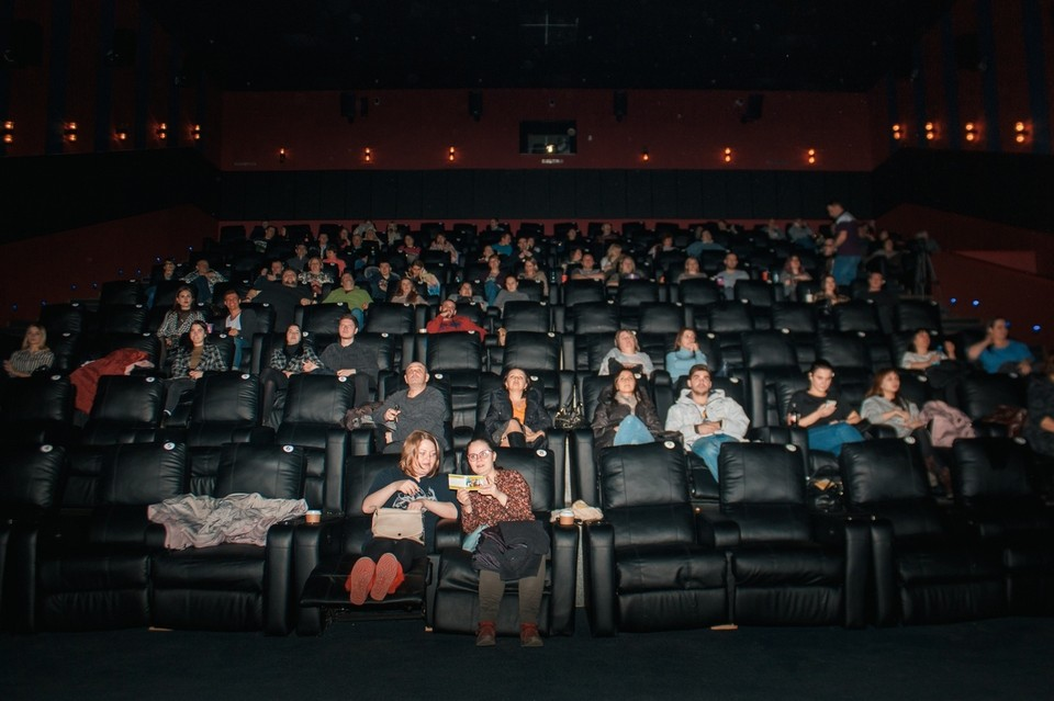 В Самаре открываются мягкие кинотеатры