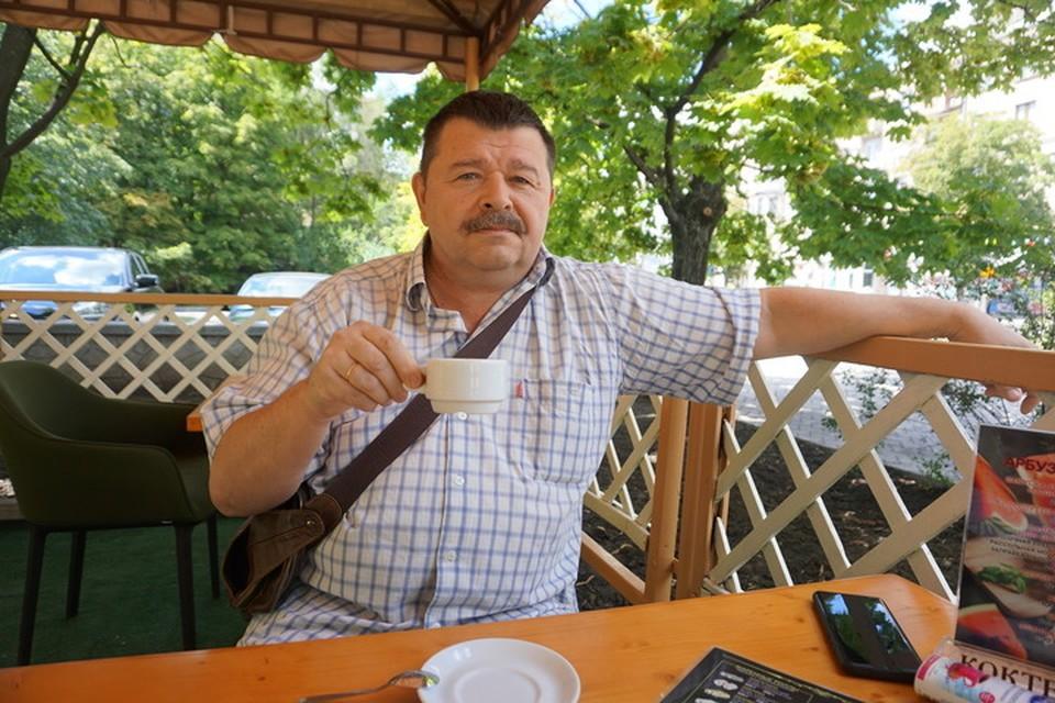 Журналист, писатель, краевед Олег Измайлов.