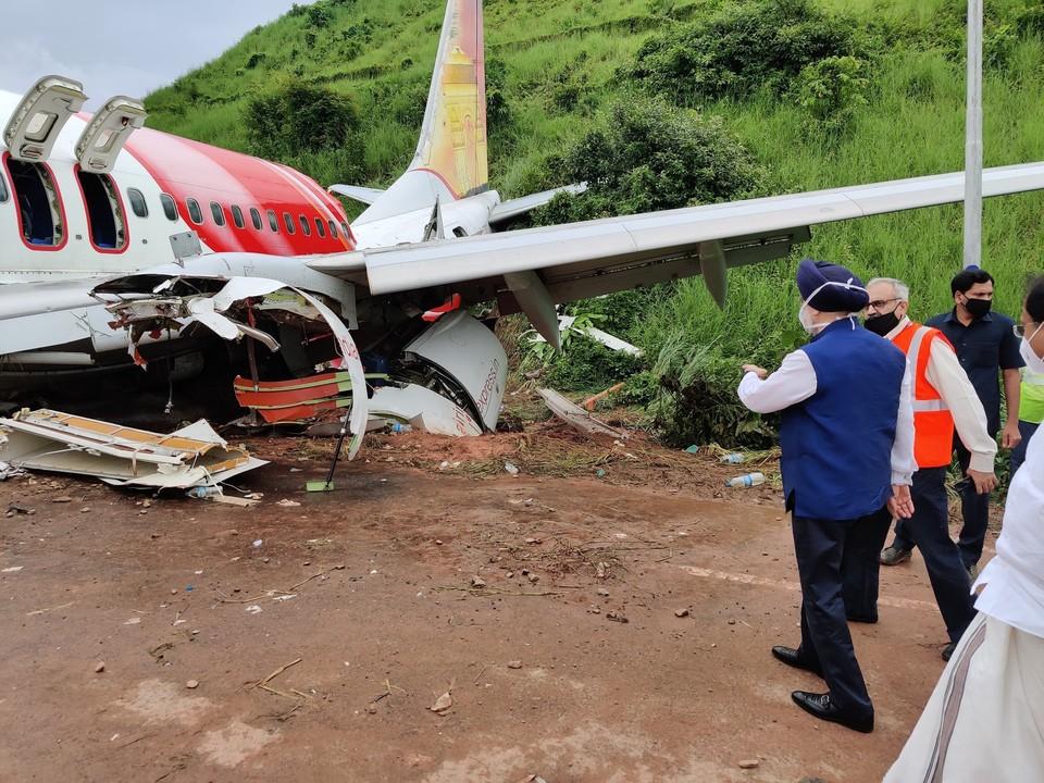 На борту самолета было 190 пассажиров Фото: Air India Express