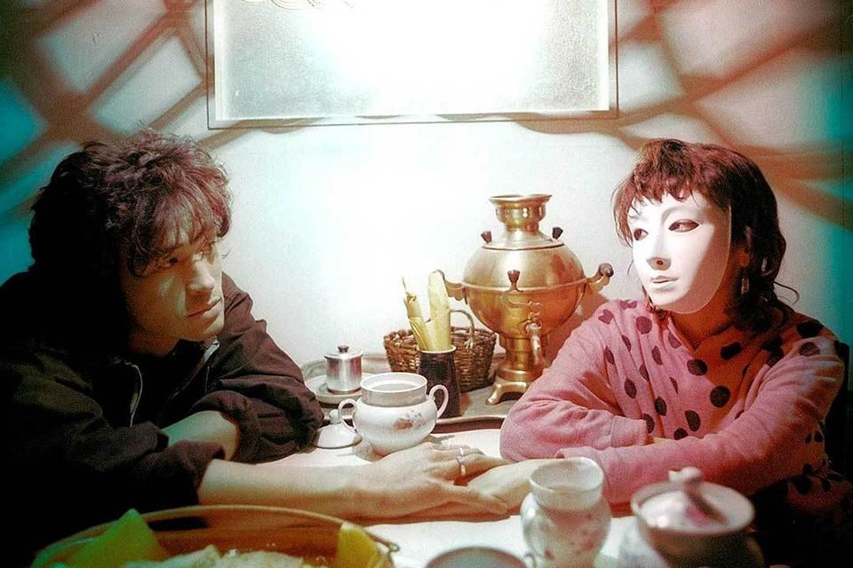 Виктор Цой в фильме «Игла». Фото: Кадр из фильма.
