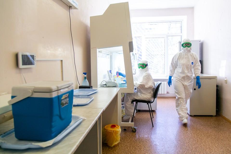 За все время коронавирус в ДНР диагностирован у 1963 жителей