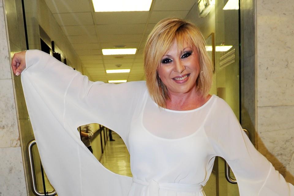 Что произошло с Легкоступовой доподлинно неизвестно, но певица госпитализирована с черепно-мозговой травмой