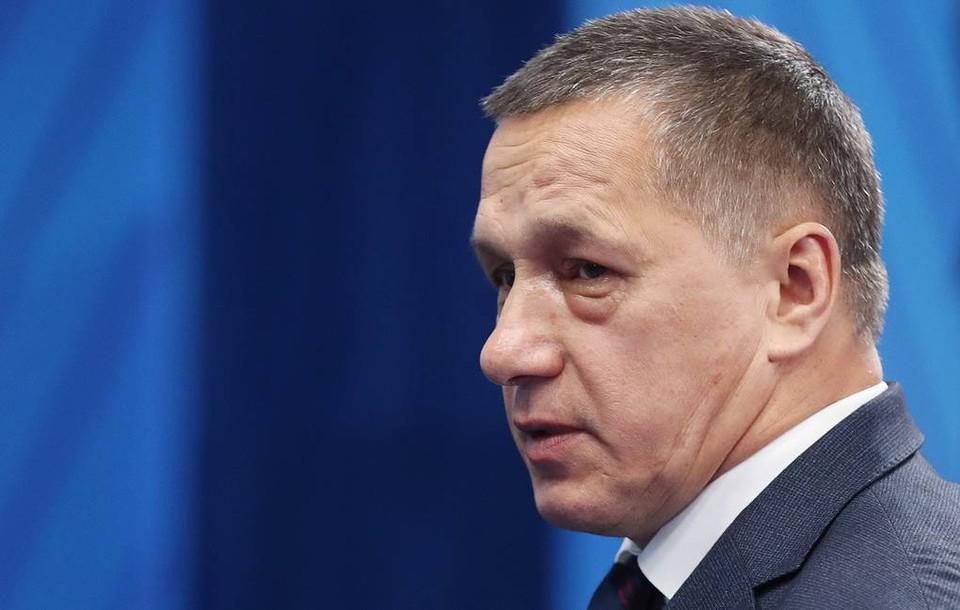 Вице-премьер РФ Юрий Трутнев. Фото Валерий Шарифулин/ТАСС