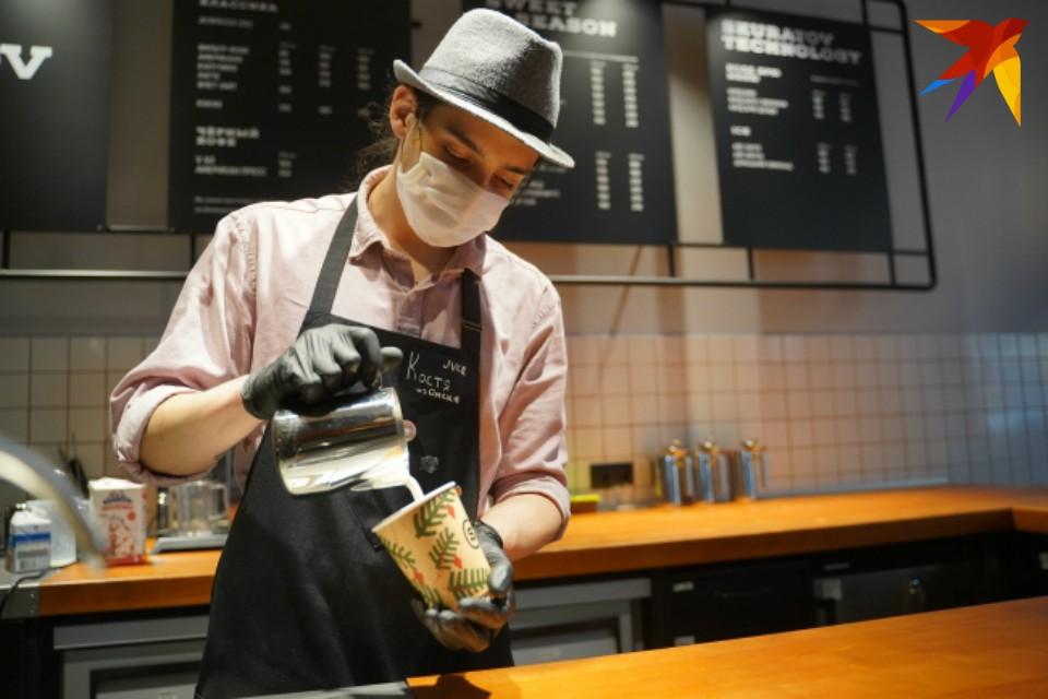 Пообедать в ресторанах и кафе снова станет возможным.