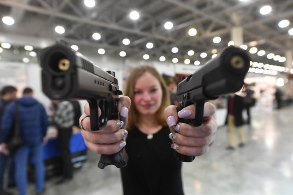 Приобрети гражданское оружие можно для охоты, спортивной стрельбы или самообороны