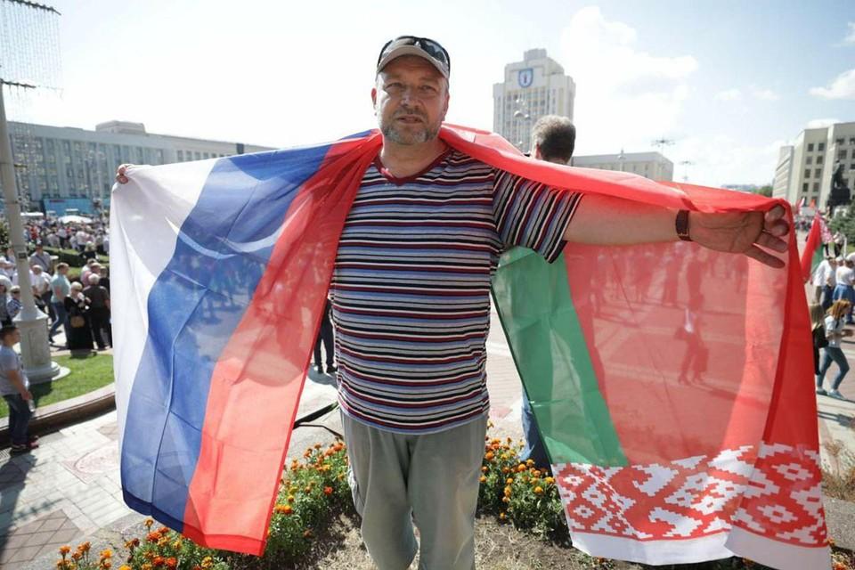 Наш спецкор Александр коц попытался найти в Белоруссии людей, настроенных не «свалить на Запад», а сохранить отношения с Россией