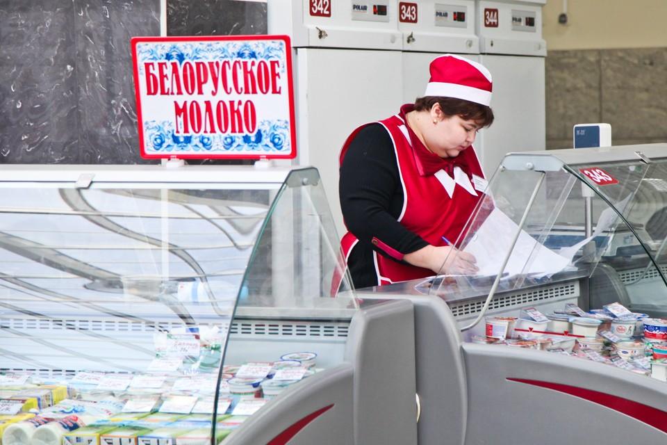 Особенно ценится российскими потребителями молочная продукция из Белоруссии