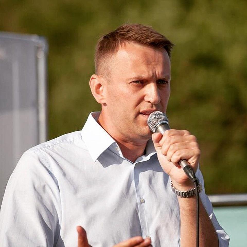 У Алексея Навального сильное отравление.