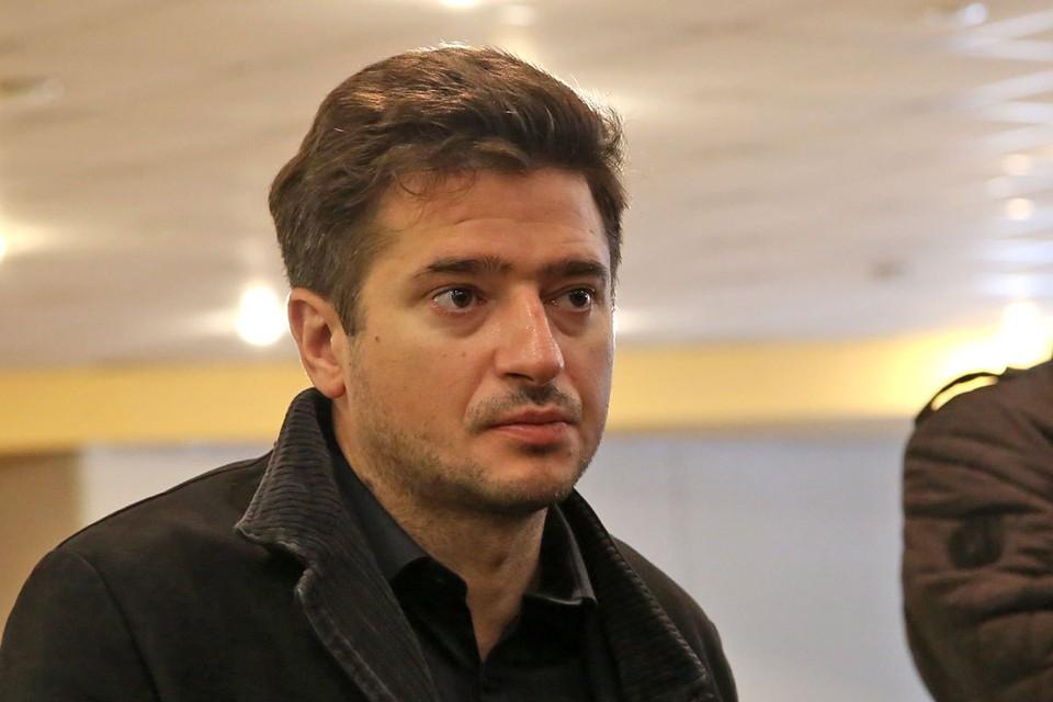 Актер Иван Стебунов
