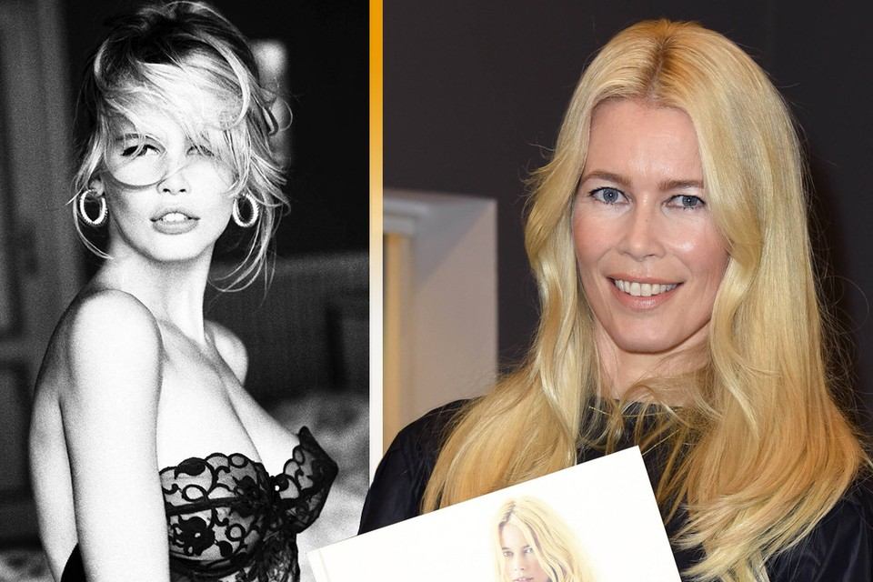 Легенде 90-х Клаудии Шиффер исполнилось 50 лет.