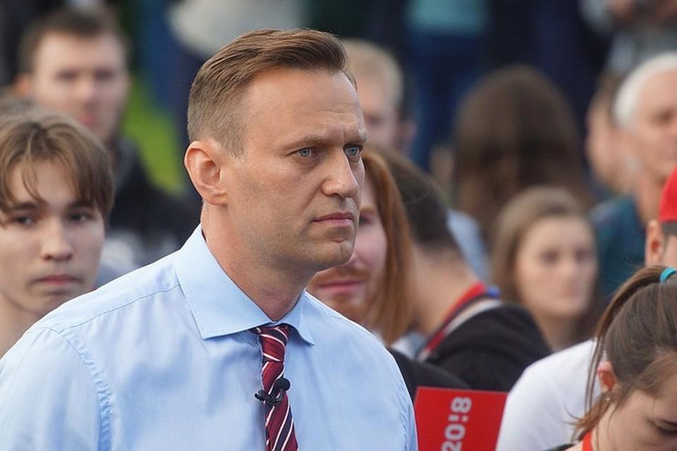 Известный блогер и оппозиционер Алексей Навальный