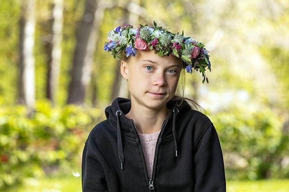 Грета Тунберг решила вернуться в школу