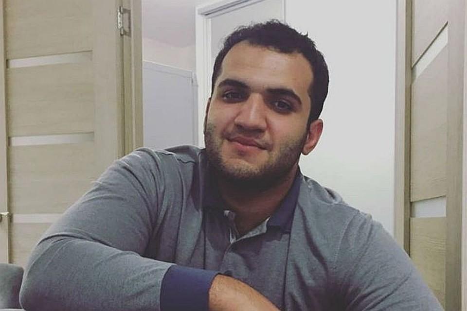 Нуретдин Аскеров Фото: личная страница героя публикации в Инстаграм
