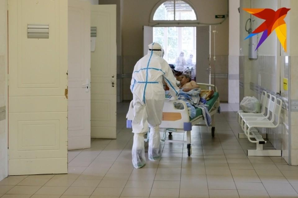 В Волгоградской области стремительно растет число ковидных больных.