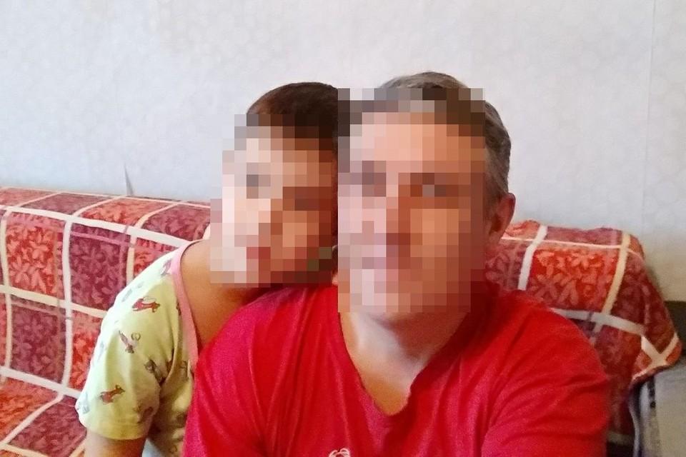 Сергей регулярно забирает сына к себе. Фото: личный архив героя.