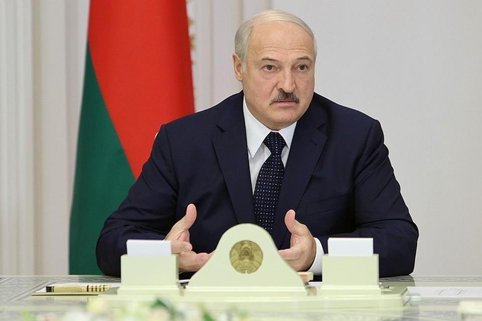 Лукашенко рассказал о разговоре с Путиным