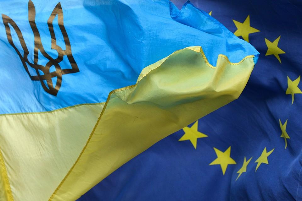 Украина официально встает под полный контроль Евросоюза всего за миллиард евро с хвостиком, который еще придется отдавать. И с процентами