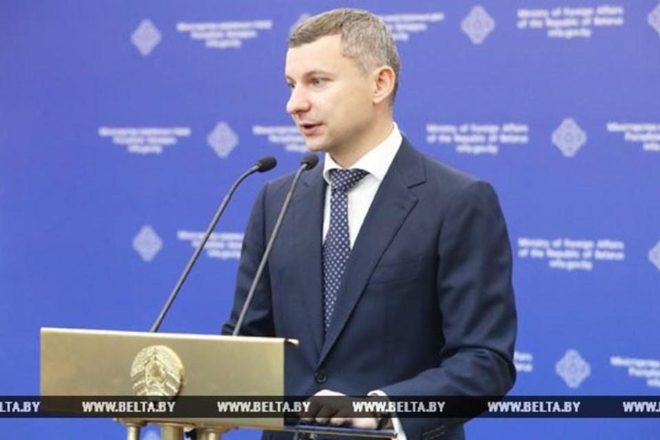 В МИД прокомментировали введенные странами Балтии санкции. Фото: БелТА