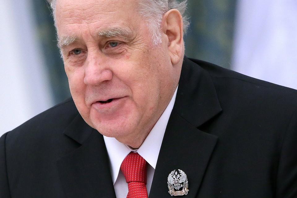 Владислав Крапивин. Фото: Михаил Метцель/ТАСС