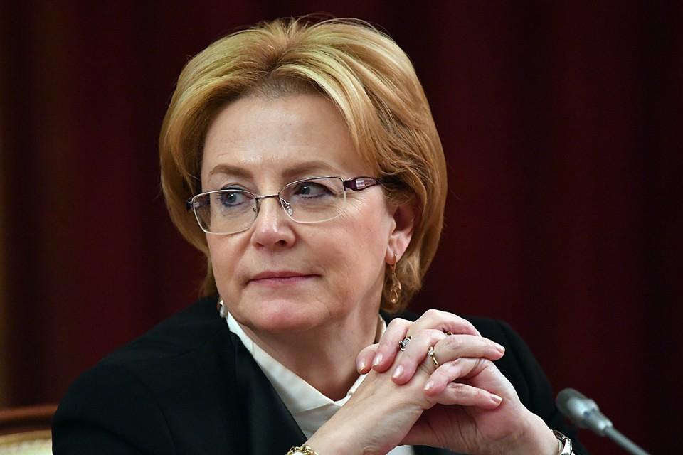 Вероника Игоревна рассказала журналистам, что на фестивале работают медработники, готовые оказать разнопрофильную помощь