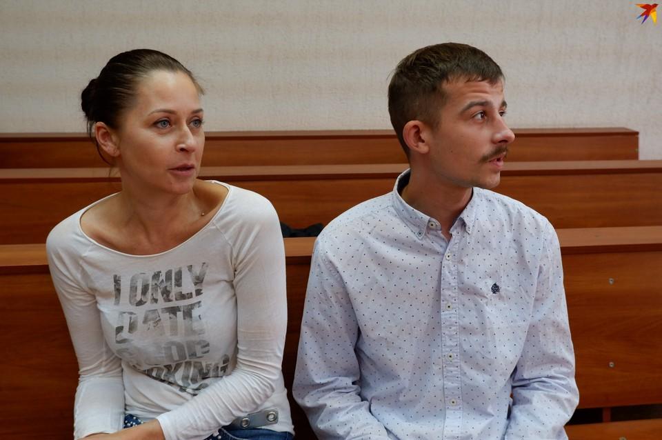 Анна и сын Виктор обжаловали постановления районного суда