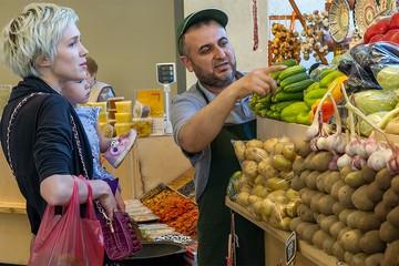 Огуречная душа: россияне во время пандемии неожиданно стали налегать на овощи