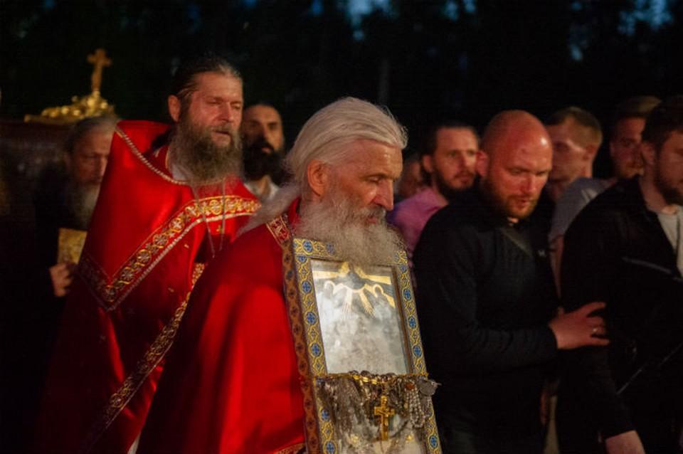 Отца Сергия рукоположили с нарушением церковных канонов