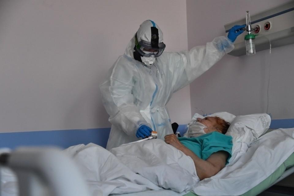 Обстановка по коронавирусу в Волгограде и области сохраняется напряженная.
