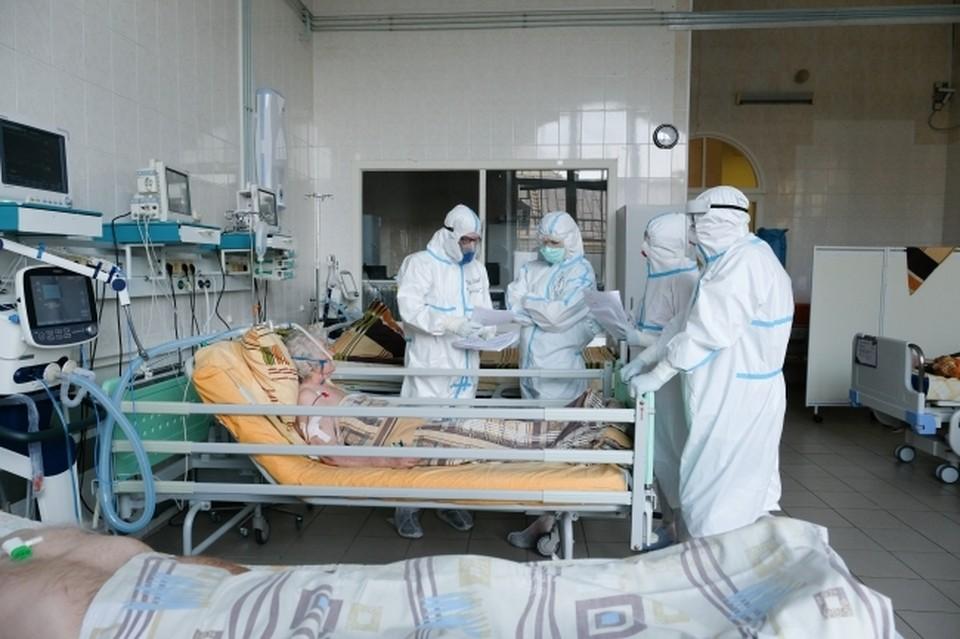 Коронавирус в Кузбассе, последние новости на 6 сентября