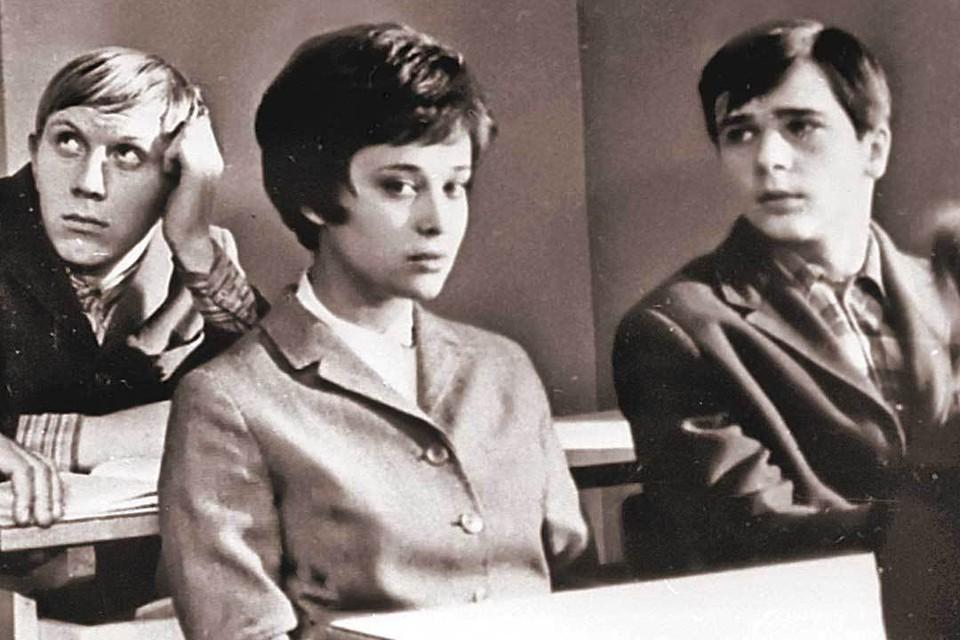 Одна из первых ее киноролей так и осталась главной (кадр из фильма «Доживем до понедельника»). Фото: РИА Новости