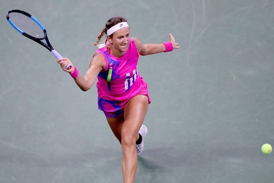 Азаренко вышла в четвертьфинал US Open впервые за пять последних лет. Фото: wtatennis.com / Getty Images