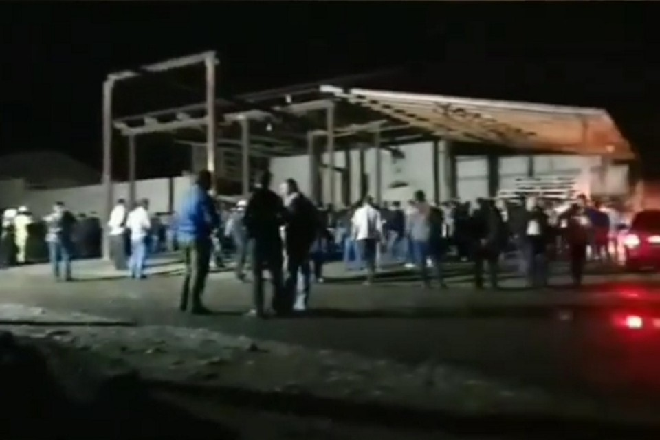 Фото: кадр видео