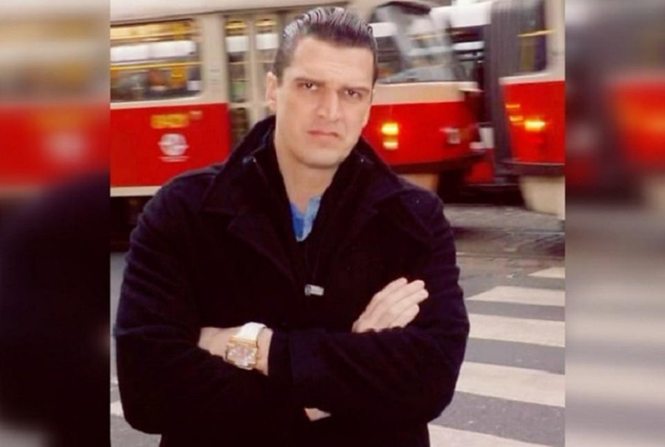 """На родине он известен, как активист, придерживающийся ультраправых взглядов. Фото: страница Эдуардо Фаузи во """"Вконтакте"""""""