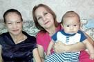Актриса Динара Шарипова: «Самое прекрасное — это быть матерью!»