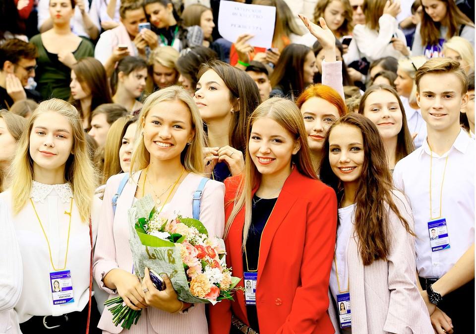 В 2020 году в СПбГУП было подано 11 739 заявлений абитуриентов. Фото предоставлено пресс-службой СПбГУП.