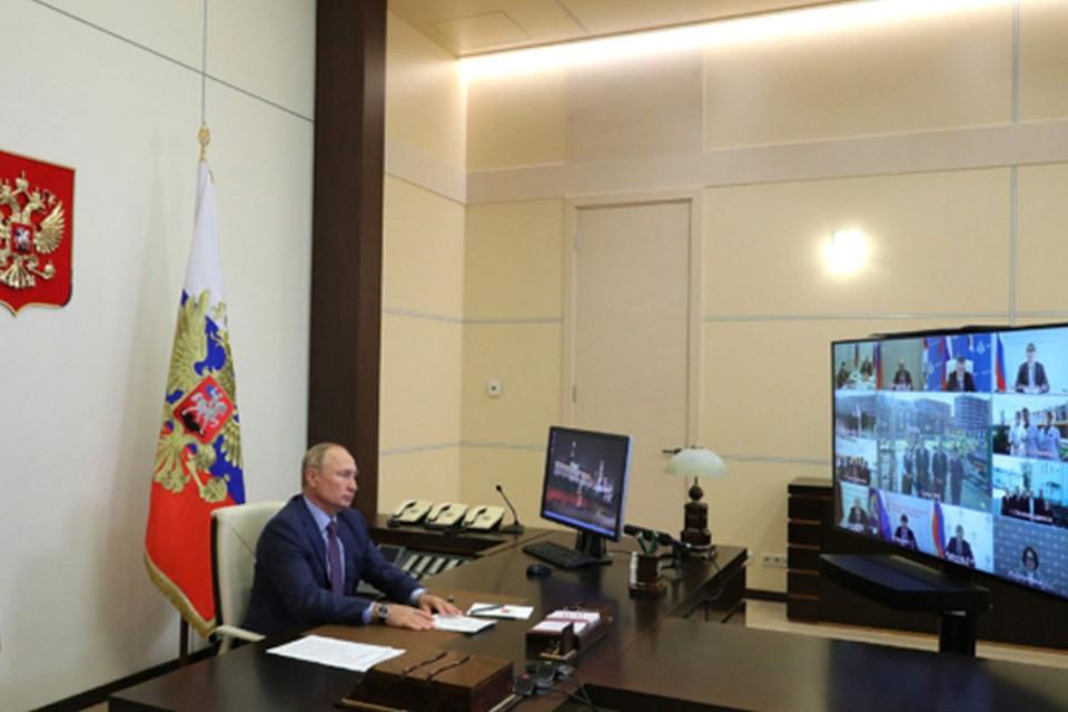 Автор фото- сайт kremlin.ru