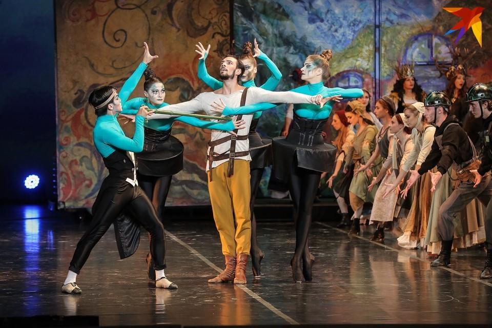 Балетная премьера - «Пер Гюнт» на музыку Грига. Фото: Анна ИВАНОВА