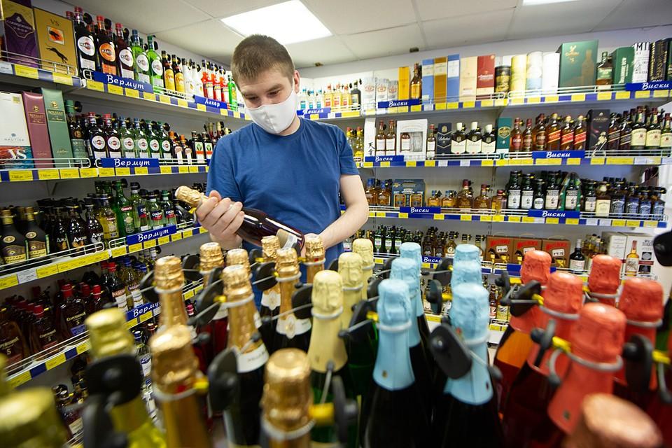 В марте 2020 года розничные продажи алкоголя в России снизились на 15% в сравнении с аналогичным периодом прошлого года