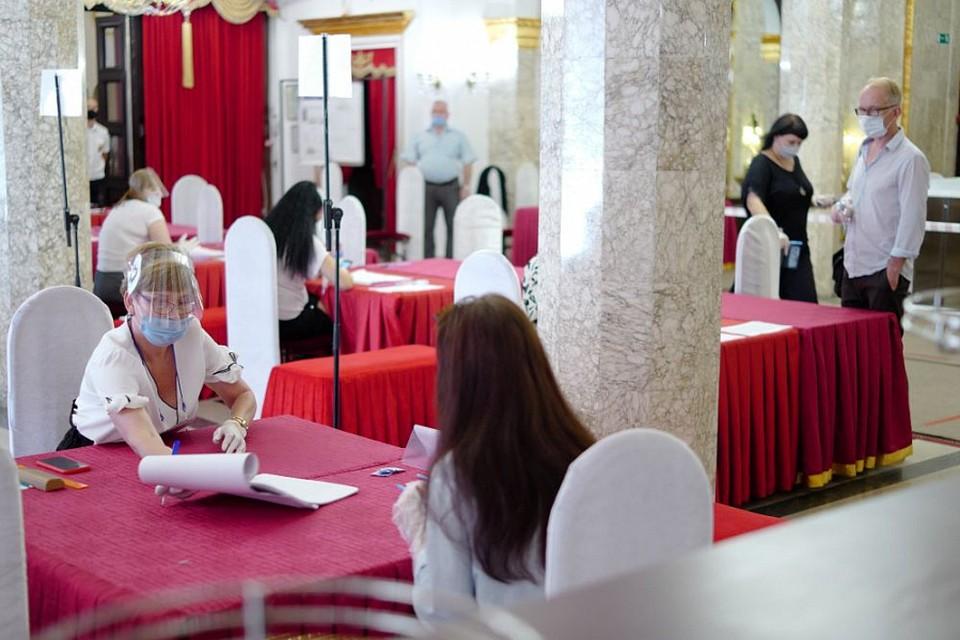 Кубанцы на выборах в сентябре будут голосовать три дня. Фото: admkrai.krasnodar.ru
