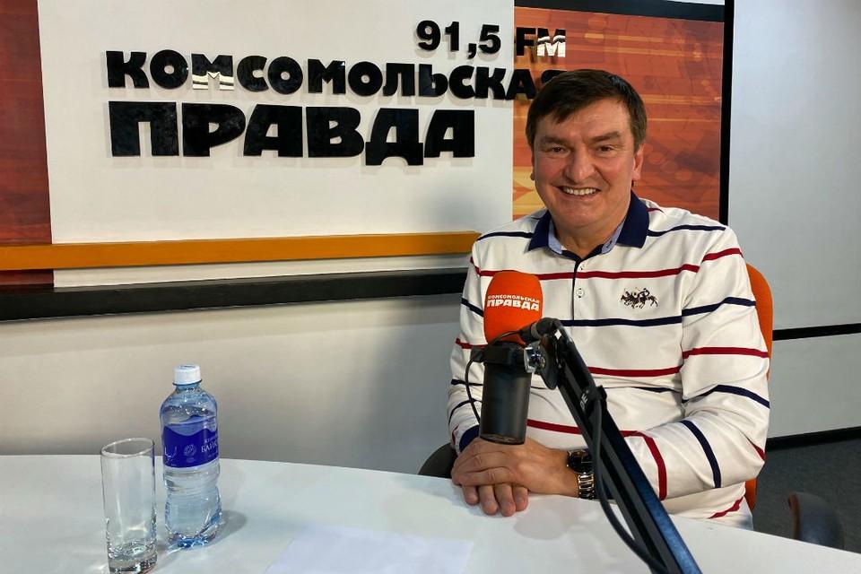 Александр Битаров: об участии в выборах, местных и варягах, домах 335-ой серии и Суворовском училище.