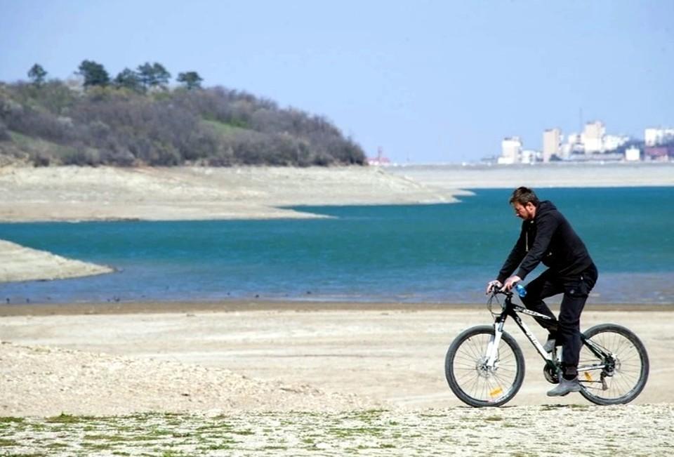 Центральная часть Крыма испытывает в этом году небывалую засуху.