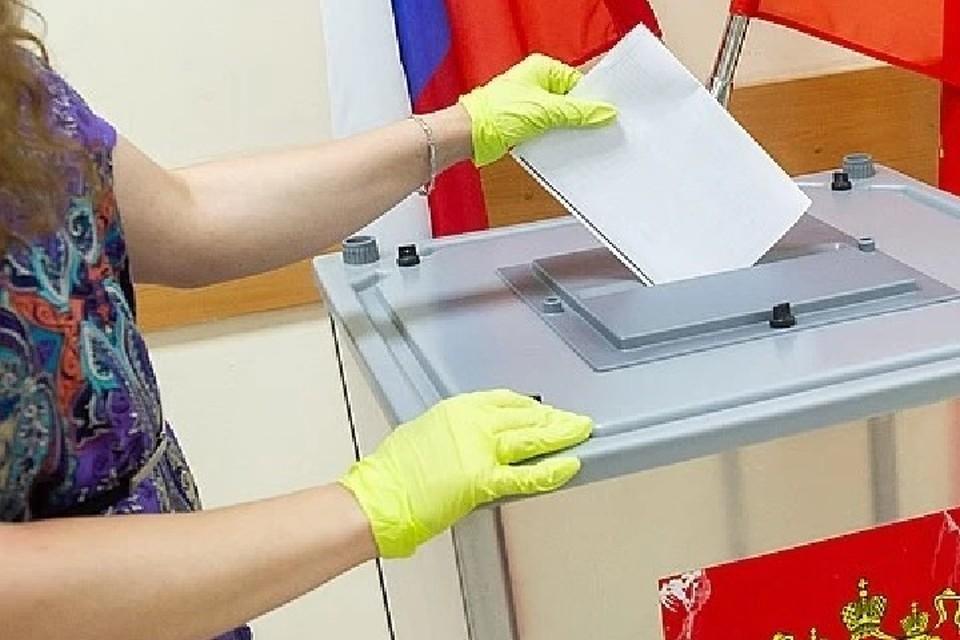 На избирательных участках предприняты все меры предосторожности.