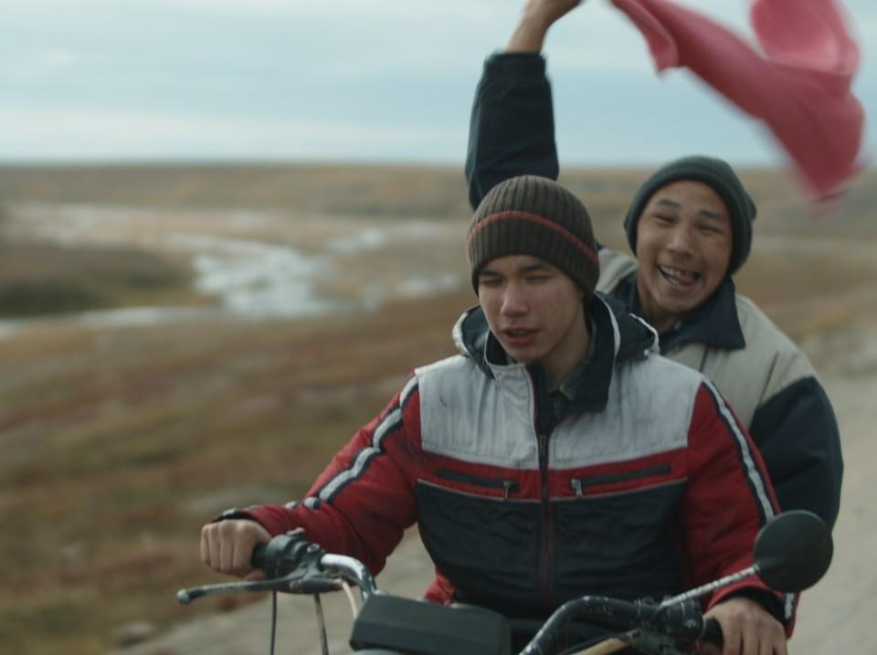 """Кадр из фильма """"Китобой"""" Филиппа Юрьева."""