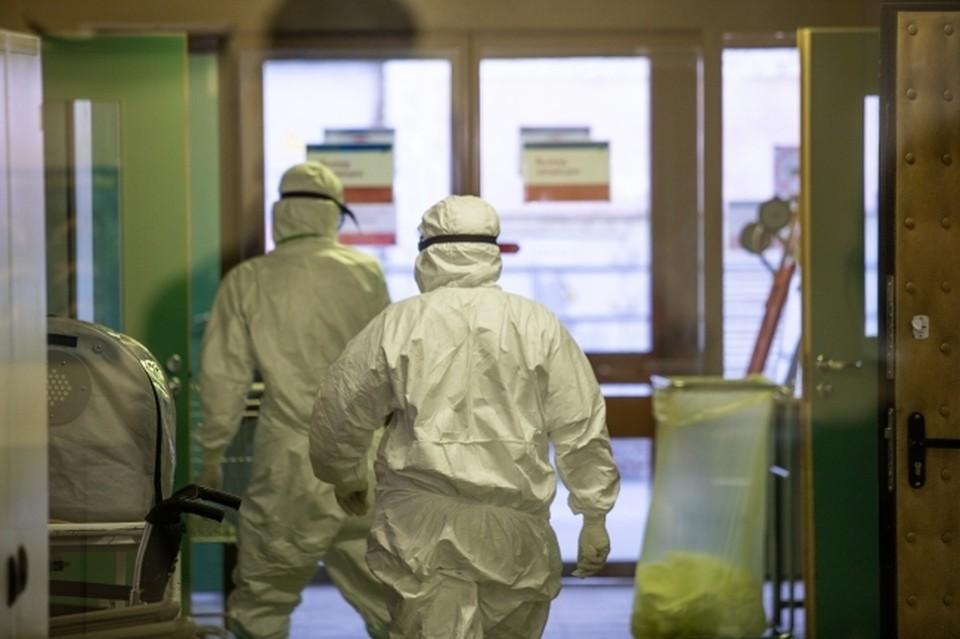 Еще 12 пациентов с коронавирусом скончались в Москве
