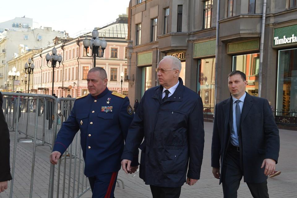 Бастрыкин настоял на возбуждении уголовного дела против судьи Добрыниной